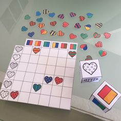 ❤️ The cube of affection: new sport to print Preschool Learning Activities, Brain Activities, Montessori Activities, Preschool Activities, Birthday Charts, Math Stem, Working Memory, Science Fair, Math Games