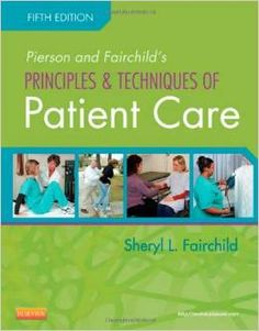 155 best college textbooks more images on pinterest college isbn 9781455707041 145570704x pierson and fairchilds principles techniques of patient care 5e fandeluxe Image collections