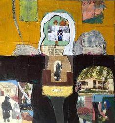 "Saatchi Art Artist laure heinz; Painting, ""Annunciation"" #art Selling Art Online, Original Artwork, Saatchi Art, Collage, Sculpture, Drawings, Paper, Artist, Prints"