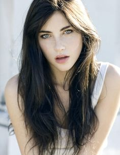 Anna Christine Speckhart, her eyes is so beautiful