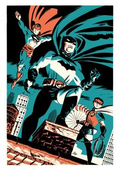 World's Finest by Michael Cho