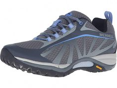 2b6c3cd7b22 Merrell Siren Edge Waterproof Women s Lace up casual Shoes Monument   hikingshoesideas