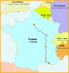 Premier WEd'octobre, départ en TGV direction Marseille. Les wagons débordentde nomades rentrant chez eux, demotivés par l'aventure en région, de passagers transitant presque incognit…
