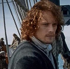 Sam Heughan as Jamie Fraser in 'To Ransom a Man's Soul'