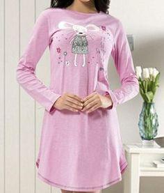 Rahat ev giyim ve özellikle güzel bir uyku için ihtiyacınız olan pamuklu kumaşlardan üretilmiş olan penye gecelik modellerini tercih edebilirsiniz.  #penyegecelik