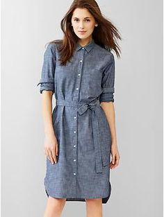 7eacdc7f607 Rebecca Taylor La Vie Drapey Denim Dress - Avignon Wash XS ...