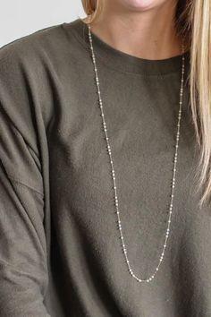 Sydney Long Necklace – Pineridge Hollow