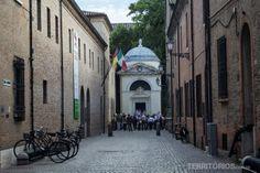 """Movimento na Tumba de Dante - """"Ravenna, a cidade dos mosaicos"""" by @blogteritorios"""