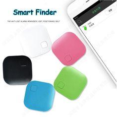 Anti_lost Smart Finder self-portrait Bluetooth 4.0 mini pet kid Wallet Key Keychain alarm tracker GPS Locator for xiaomi iphone7