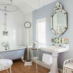 Salle de bain zen-  le printemps est là! - simpa-salle-de-bain-blanc