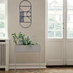 Aufbewahrung Pflanzen Plant Box Grey von Ferm Living