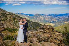 Naimisiin Coloradon Kalliovuorilla... #häät #hääkuvaus #vuoret