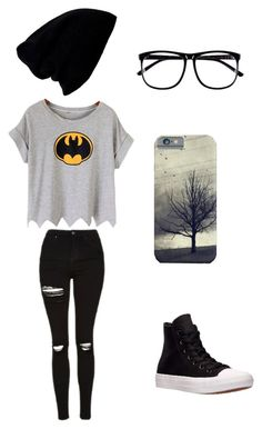 Untitled #7 by darksoul7 on Polyvore featuring polyvore, Topshop, Converse, Forever 21, H&M, fashion, style and clothing