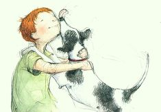 LOVE: Illustration from Harry & Hopper by Freya Blackwood - from the Guardian.   http://www.booksillustrated.com.au/bi_books_indiv.php?id=32