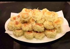 Spanakopita, Shrimp, Appetizers, Snacks, Meat, Ethnic Recipes, Foods, Cakes, Party