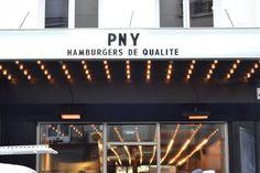 Paris New York Resto burger Paris 10e