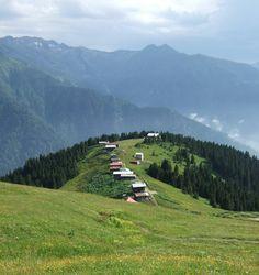 Pokut Yaylası, Karadeniz, Black Sea, Turkey