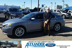 Thank you for you business. I appreciate your time and look forward to more business in the future. -  John Posey, Wednesday, November 05, 2014 http://www.billalexanderford.com/?utm_source=Flickr&utm_medium=DMaxxPhoto&utm_campaign=DeliveryMaxx
