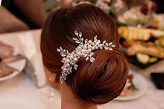 Haarschmuck & Kopfputz - Braut Haarschmuck, Hochzeit haarschmuck - ein Designerstück von DecorUA bei DaWanda