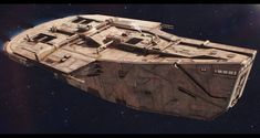 Star Wars: Edge of the Empire by on DeviantArt Star Wars Spaceships, Sci Fi Spaceships, Nave Star Wars, Star Wars Rpg, Star Wars Vehicles, Spaceship Art, Star Wars Concept Art, Sci Fi Ships, Concept Ships