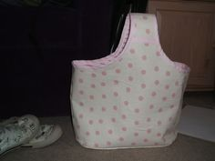 A different tote Tutorial - PURSES, BAGS, WALLETS