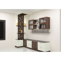 Mashie Crockery Unit with Laminate Finish