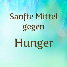 Schnelle Helfer, Akupressur und weitere sanfte Mittel gegen Hungerattacken