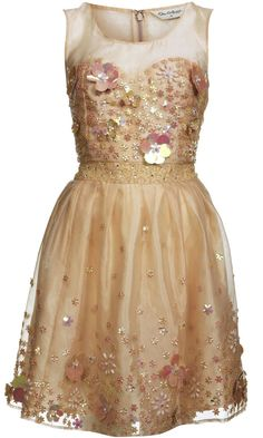 Miss Selfridge Embellished Prom/wedding guest  Dress, £85 | Look Appropriate for young teens
