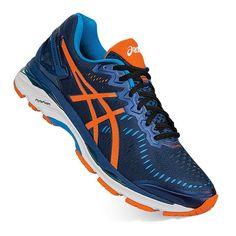 ASICS GEL-Kayano 23 Men's Running Shoes, Size: 10.5, Dark Blue
