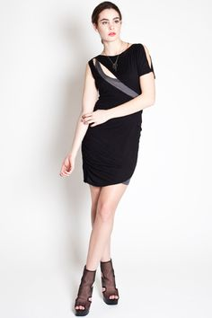 Fragment dress by Maison