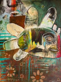 1000 images about artist jesse reno on pinterest murals for Duck pond mural