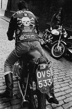 Cafe Racer Ton Up Aufkleber Set Schwarzes Gold Motorrad Helm Biker Aufkleber