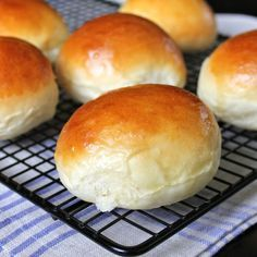 West Virginia Rolls - same dough used in Pepperoni Rolls