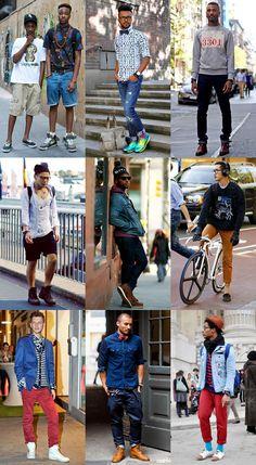 Men's Streetwear Lookbook