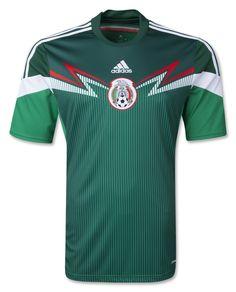 48a9544eebafe 2014 Brazil World Cup Mexico soccer team jersey dress suit