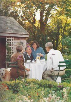 Ina Garten Hamptons the barefoot contessa, ina garten: food maven - from washington