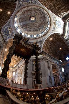 St Peter's Basilica, Vatican City, Italy St Peters Basilica, Vatican City, Big Ben, Italy, Culture, Spaces, Art, Art Background, Italia