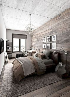 Awesome 50 Amazing Master Bedroom Decor Ideas. More at https://50homedesign.com/2018/03/05/50-amazing-master-bedroom-decor-ideas/