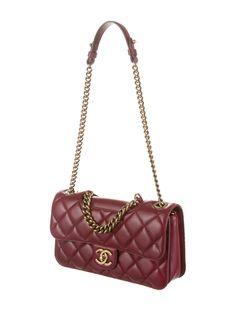 fcf15a3bf568 Chanel Perfect Edge Medium Flap Bag - Handbags - CHA51043 | The RealReal Chanel  Handbags,