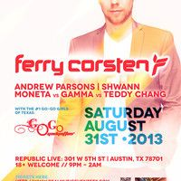 Andrew Parsons Opening for Ferry Corsten 08-31-2013 by DJ Andrew Parsons on SoundCloud