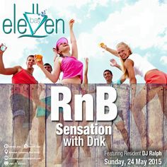 RnB Sensation with DnK at Eleven_Bay more at:http://rpnlebanon.com/site/rnb-sensation-with-dnk-at-eleven_bay/