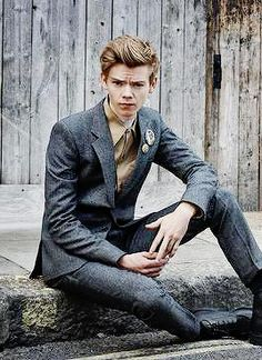 Thomas Sangster for Florian Renner.
