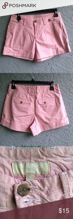 Banana republic Martin fit shorts New but without tags. Perfect for the summertime and would go good with a tank top or t-shirt Banana Republic Shorts Jean Shorts