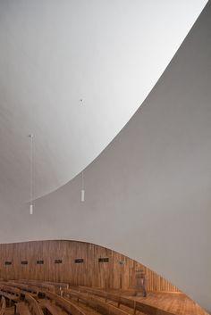 Igreja Nossa Senhora da Boa Nova / Roseta Vaz Monteiro Arquitetos, Portugal