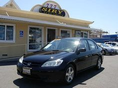 2004 Honda Civic 6 999 156k Siry In Chula Vista Blue Book Says Excellent Condition Its 6200 5 Spd No Accidents Carfax One Owner