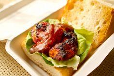 ジェイミー・オリバー流BBQソースでサンドイッチを作ってみた!