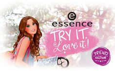 Pretty Kitty ❤ : Essence Try it. Love it! makeup collection for Spr...