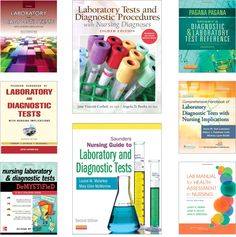 Lab and Diagnostic Procedure Manuals: A good lab book will help you with clinical care planning and other nursing school assignments. From iStudentNurse