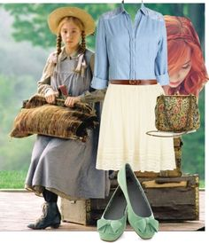 """Green Gables"" by llissa ❤ liked on Polyvore"