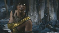 Mortal Kombat X: Tanya's Fatalities, Brutalities, X-Ray and Intros so Fa...